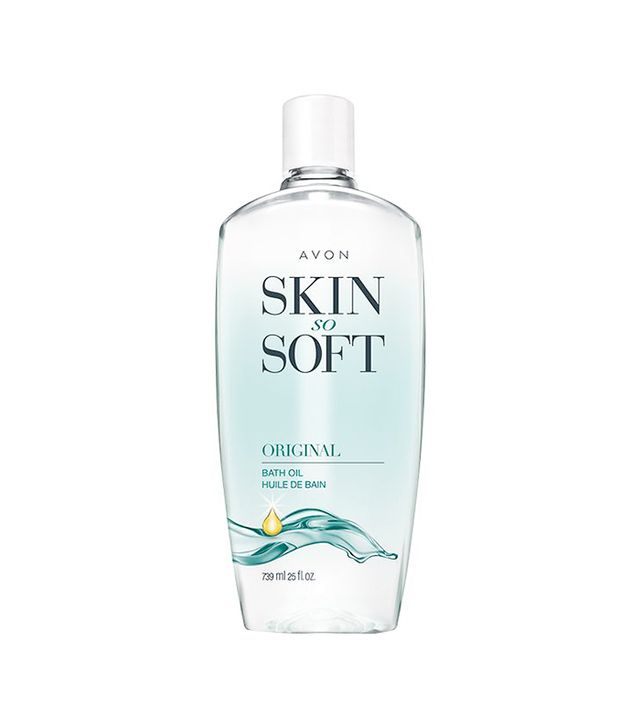 avon skin so soft bath oil spray - best bug repellants