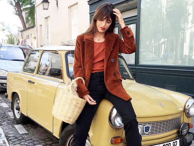 French girl fall trends