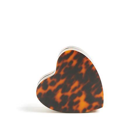 Heart-Shaped Minaudière