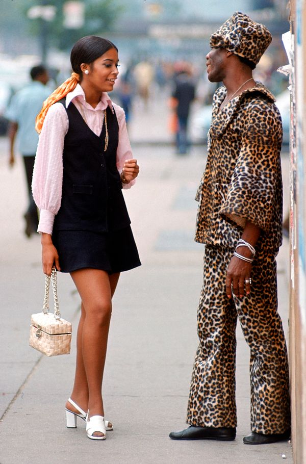 60s Fashion in New York City