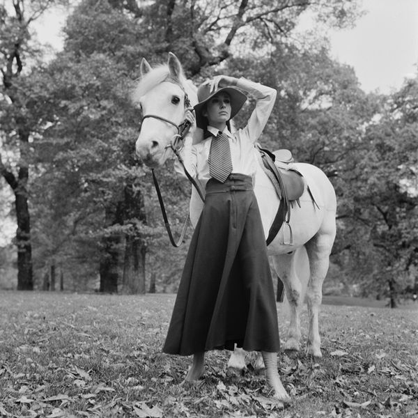 Marcela and Cloudy, September 1967
