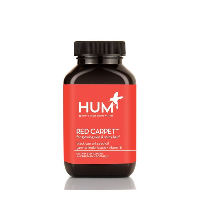 Hum Nutrition Red Carpet Capsules
