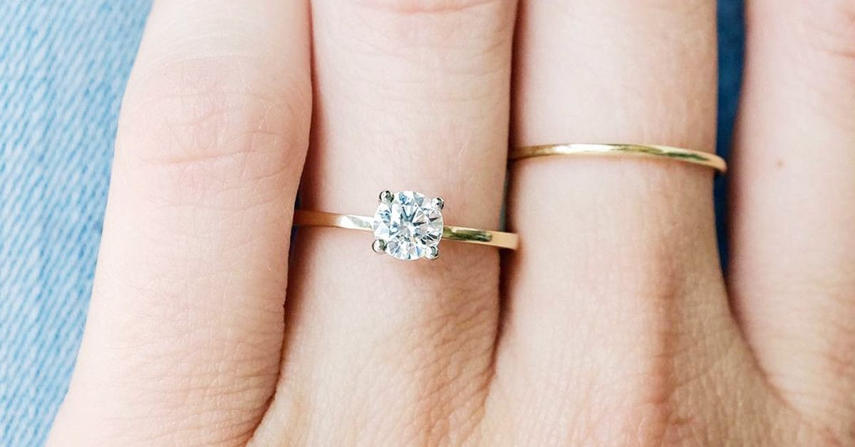 This Is How Much to Spend on an Engagement Ring WhoWhatWear AU