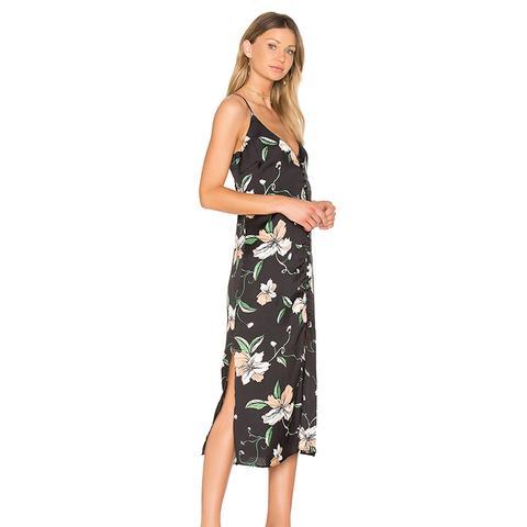 Hibiscus Slip Dress