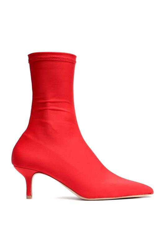 H&M Sock Boots