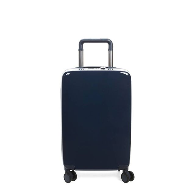 Raden The A22 22 Inch Charging Wheeled Carry-On Suitcase - Green