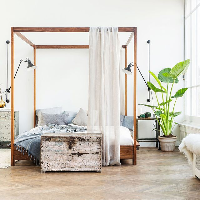 How to Style an Insanely Cool Loft Bedroom (Even If You Don't Live in One)