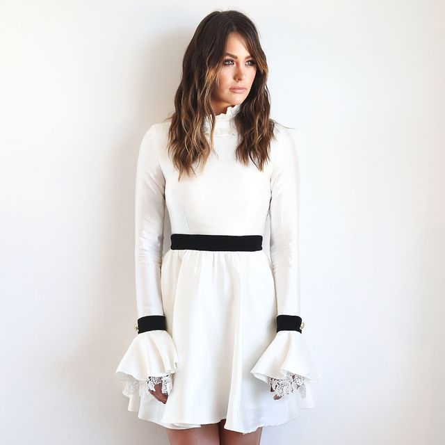Jesinta Franklin Told Us the Fresh Spring Trend She's Obsessed With