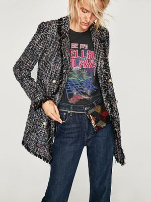4 Best-Selling Zara Jackets You Definitely Need for Fall