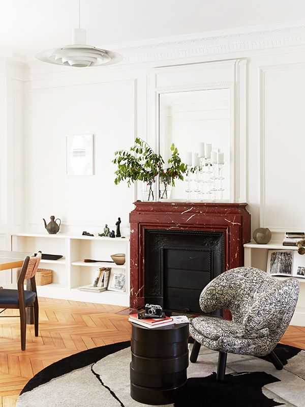 The Classic French Furniture Every Cool Parisian Has In Her Apartment