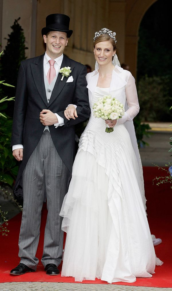 Princess Sophie of Prussia wedding dress