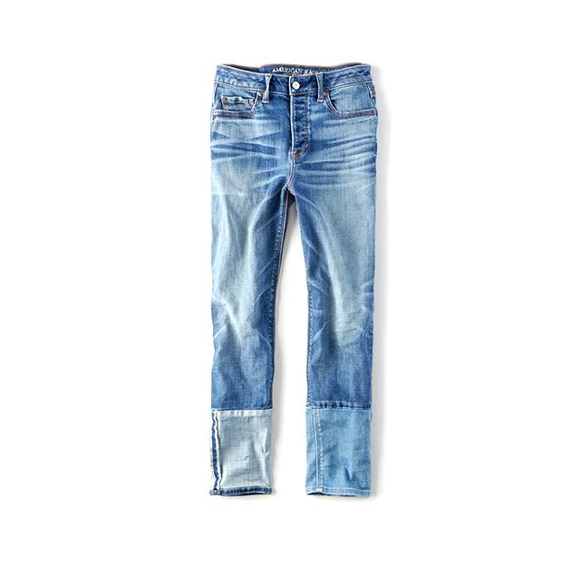 American Eagle Outfitters AEO Denim X Vintage Hi-Rise Jean