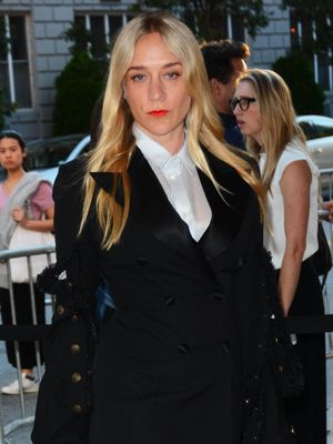 Here's How the Coolest Girl in New York Wears a Suit