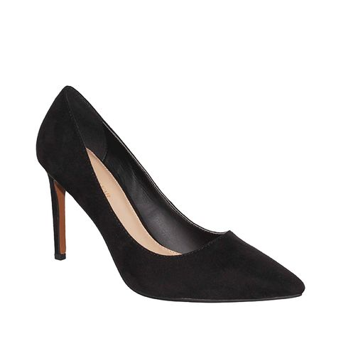 Ally Microsuede Pumps