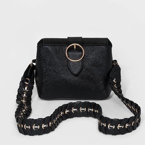 Guitar Strap Crossbody Handbag