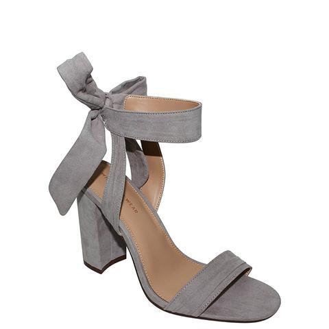 Michaela Block Heel Quarter Strap Sandals