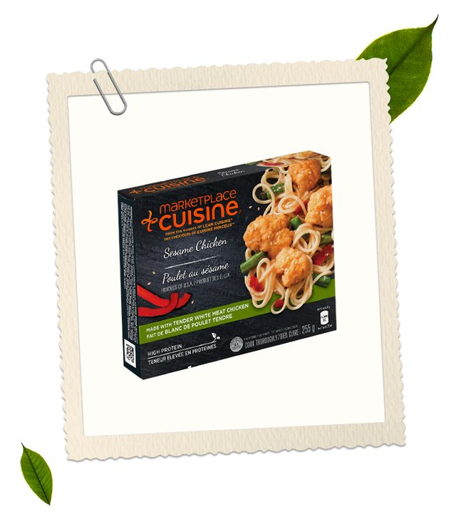 Lean Cuisine Marketplace Sesame Chicken