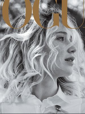 Jennifer Lawrence's Vogue Cover Is Also an Abercrombie & Fitch Reunion