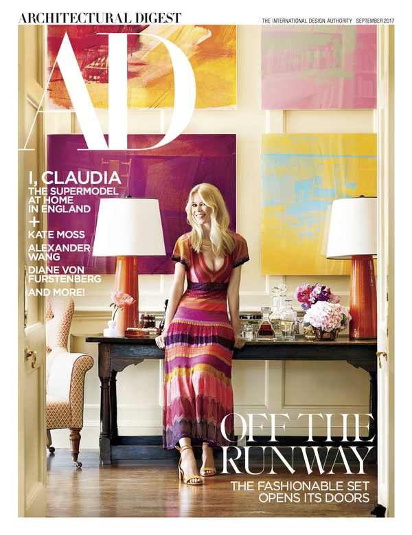 Want more? Get Architectural Digest's full September issue.