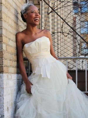 Here's Where Fashion Girls Are Buying Wedding Dresses in NYC