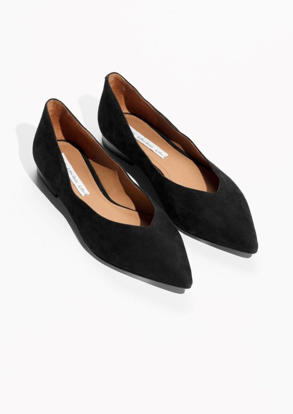 Pointy Ballet Flats