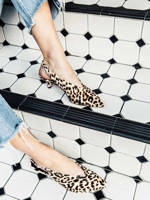 The Brand All Fashion Girls Will Be Wearing on Their Feet This Fall