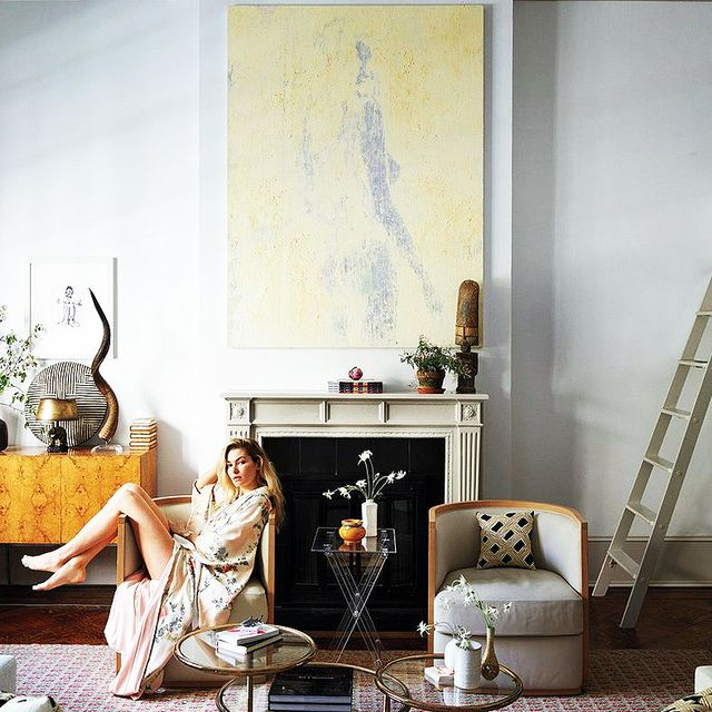 OK, Jess Hart's Got Some Major Interior Styling Skills