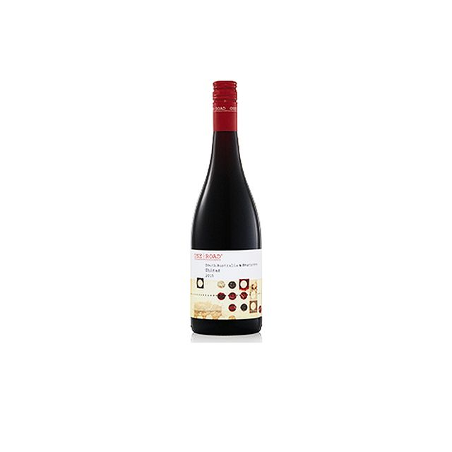 One Road South Australian & Heathcote Shiraz