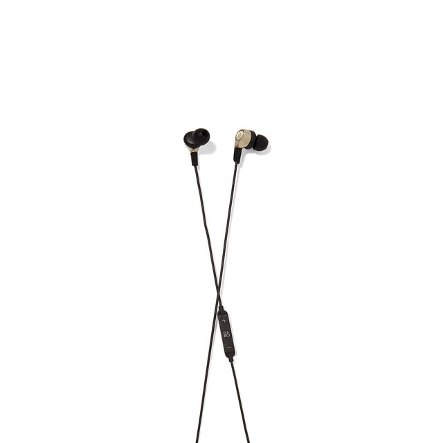 B&O H3 Gold-Tone Earphones