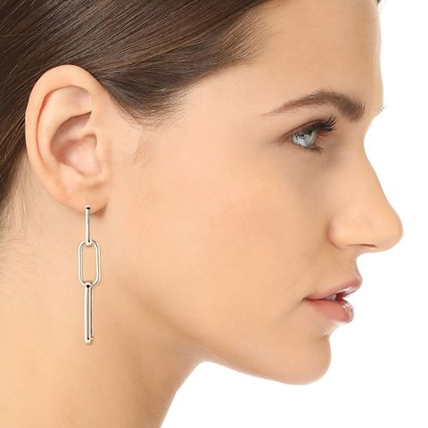 Signature Chain Link Earrings