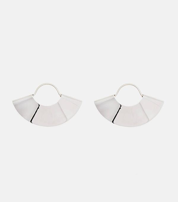 Kathleen Whitaker Fan Earrings