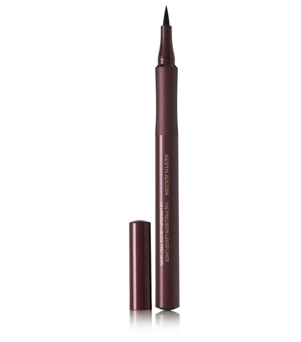 Waterproof eyeliners: Kevyn Aucoin The Precision Liquid Liner in Black