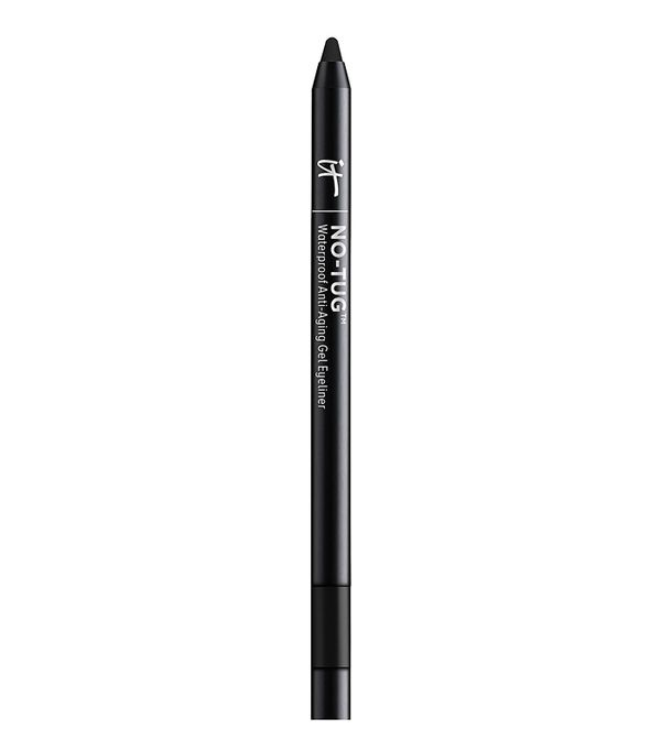 Waterproof eyeliners: It Cosmetics No-Tug Waterproof Anti-Aging Gel Eyeliner