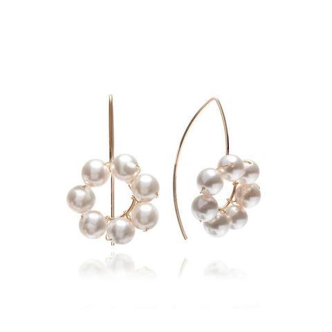 Le Margherite Pearl Earrings