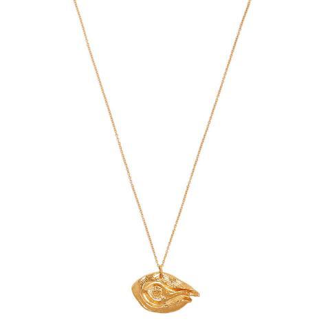 The Velvet Underground Gold-Plated Necklace