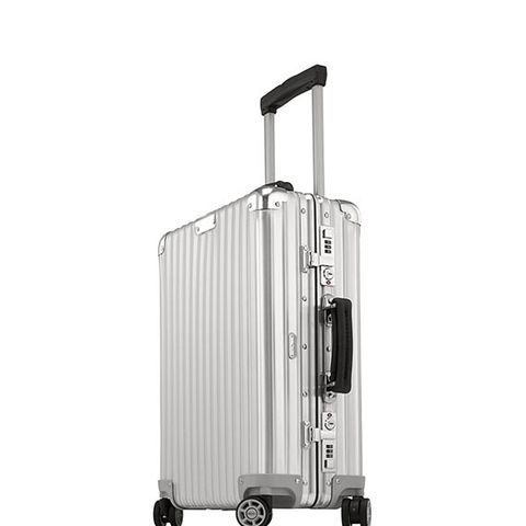 Classic Flight Four-Wheel Suitcase