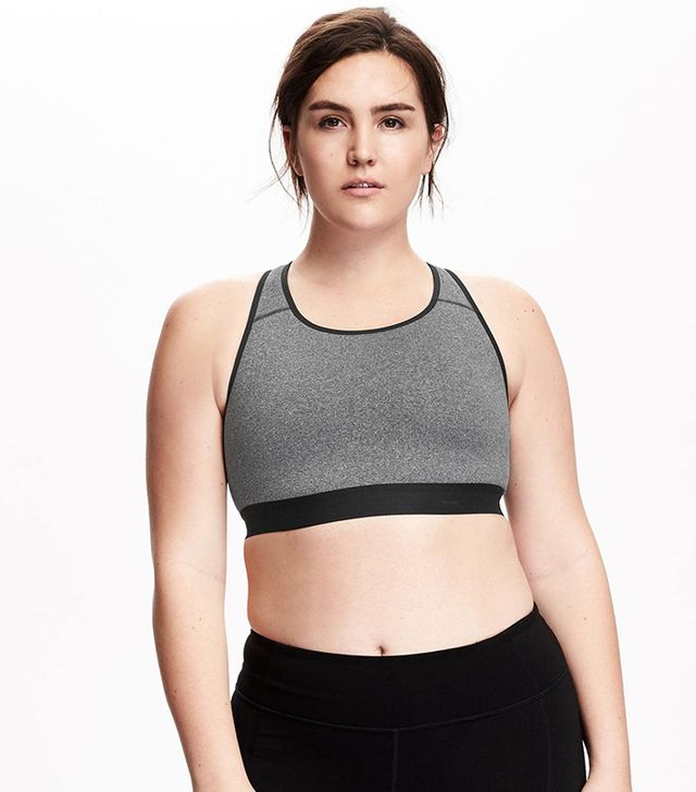 Old Navy Medium-Support Racerback Sports Bra