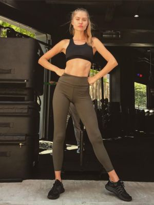 This Model's Arm-Sculpting Workout Is a Must-Try