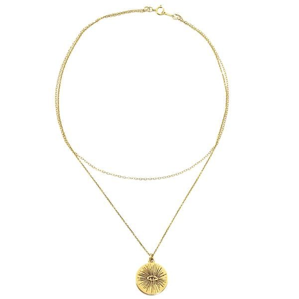 By Alona Eyenamour Double Necklace