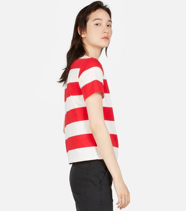 Everlane Cotton Box-Cut T-Shirt