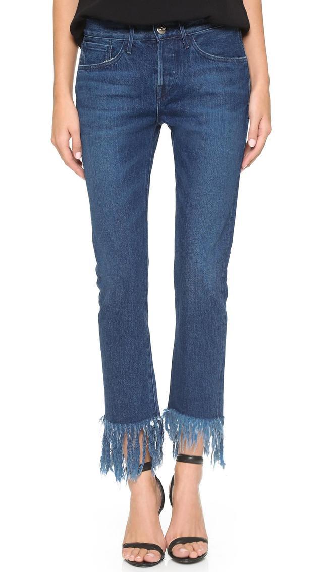 WM3 Crop Selvedge Jeans