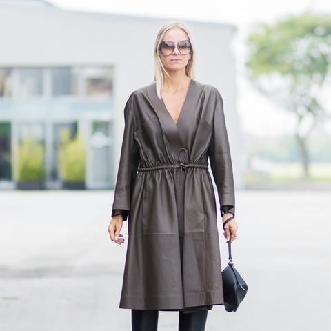 Copenhagen Fashion Week Street Style 2017: By Malene Birger show