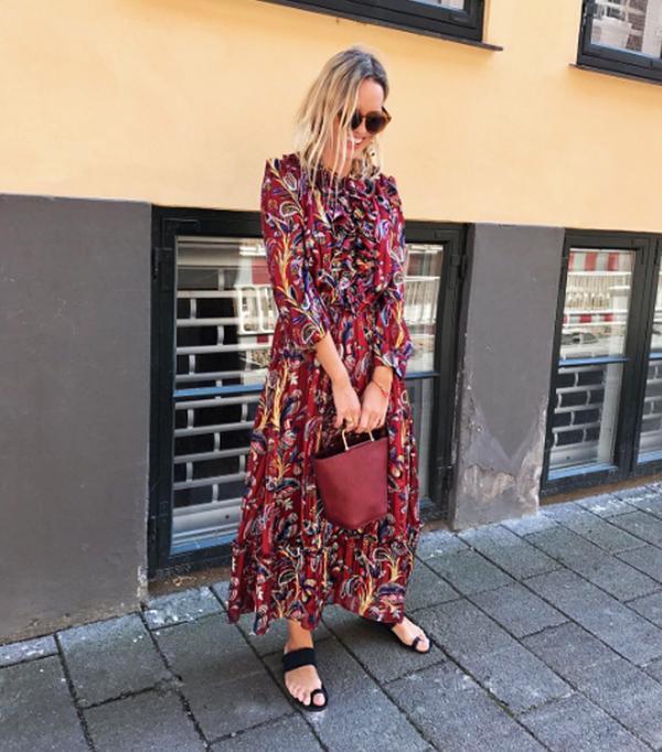 Copenhagen Fashion Week Street Style 2017:  Alexandra Steadman