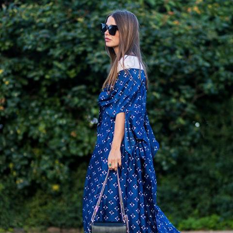 Copenhagen Fashion Week Street Style 2017: Saks Potts showgoer
