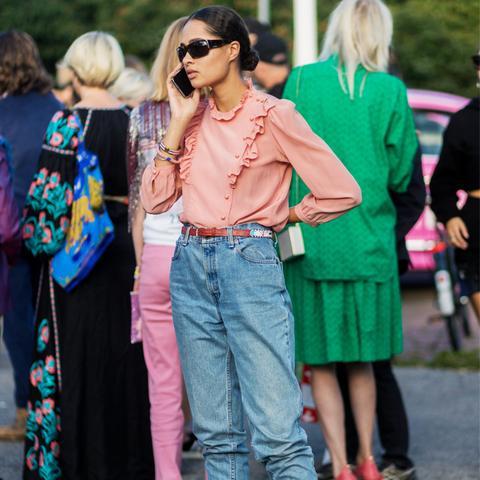 Copenhagen Fashion Week Street Style 2017: Showgoer at Saks Potts