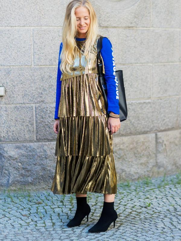 Copenhagen Fashion Week Street Style 2017:Nathalie Helgerud