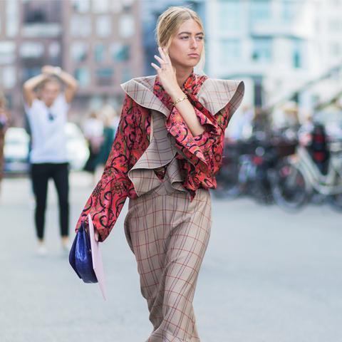 Copenhagen Fashion Week Street Style 2017:Emili Sindlev