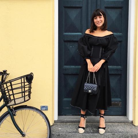 Copenhagen Fashion Week Street Style 2017: Katherine Ormerod