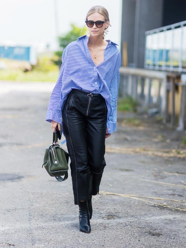 Copenhagen Fashion Week Street Style 2017:  Tine Andrea