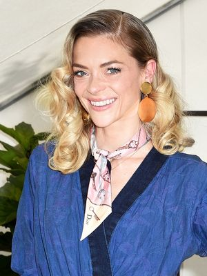 Jaime King Spilled Her Last Beauty Haul With Us—and It's Good